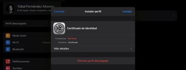 Cómo instalar el certificado digital de la FNMT en tu iPad