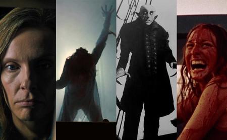 Las 37 mejores películas de terror de todos los tiempos