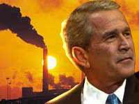 La Corte Suprema castiga a Bush por contaminar el ambiente