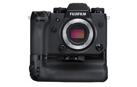Fujifilm X H1 Grip
