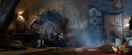 Fotograma Jurassic World Reino Caido
