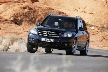 Testeando el nuevo Mercedes-Benz GLK