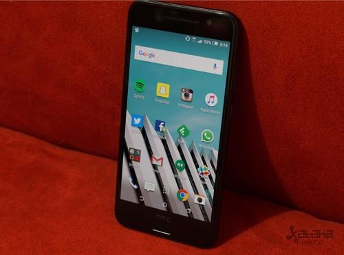 HTC One A9, análisis