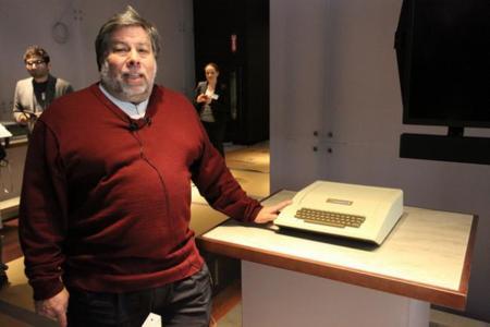 """""""La desaparición de Jobs ha tenido un impacto positivo en Apple"""" Wozniak opina sobre la actualidad de Apple"""