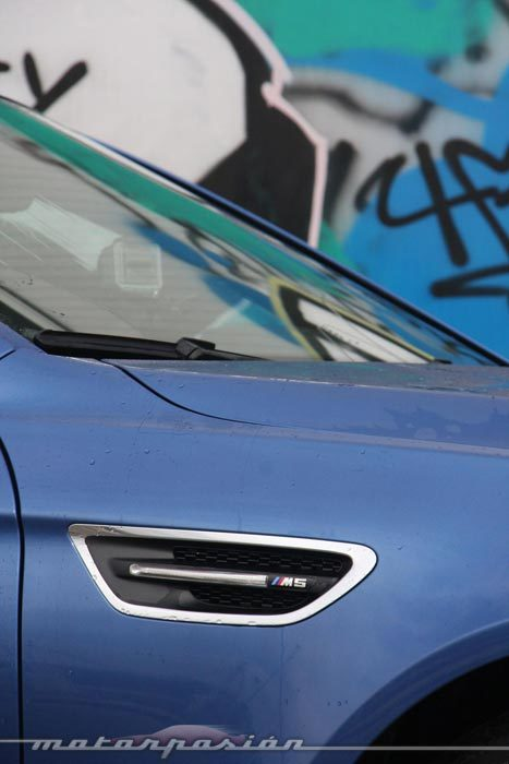 Foto de BMW M5 (Prueba) (9/136)