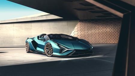 Lamborghini Sian Roadster 2020 010