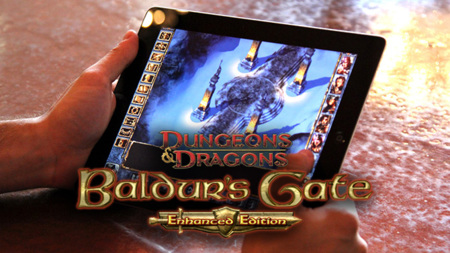 Baldur's Gate: Enhanced Edition para iPad ya disponible en la App Store