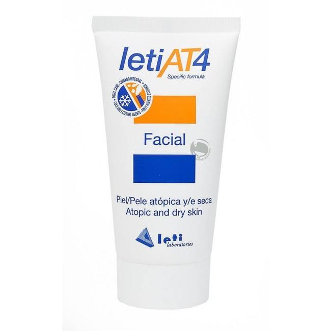 Leti At cuatro Crema Facial cien Ml