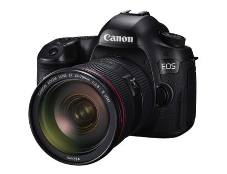 Canon está cocinando una réflex con 120 megapíxeles