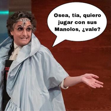 La confesión de Josie (Masterchef Celebrity): esto es lo que quiere hacer con el armario de María Teresa Campos
