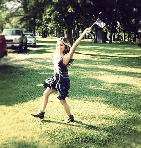 Ashley tisdale 4 julio