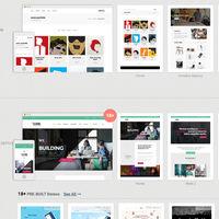 BestOfThemes es un nuevo buscador de temas para tu blog o web centrado en las previsualizaciones