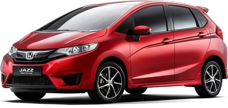 El prototipo del Honda Jazz 2015 se dejará ver en París