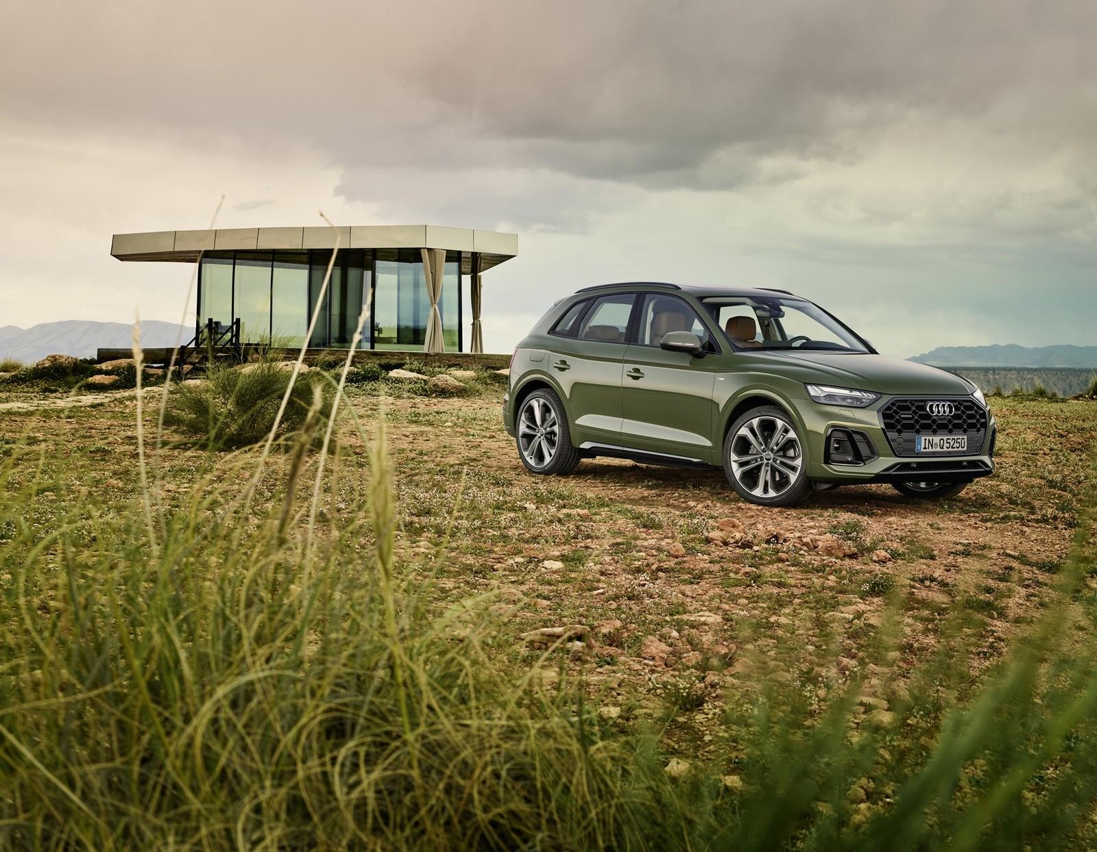 Foto de Audi Q5 2020 (33/61)