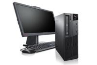 Lenovo ThinkCentre M78, más músculo para la oficina