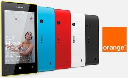Precios Nokia Lumia 520 con Orange y comparativa con Movistar y Vodafone