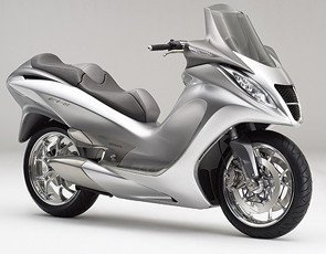 Honda Concept Motorcycles
