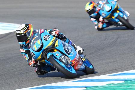 Sergio Garcia Andalucia Moto3 2020