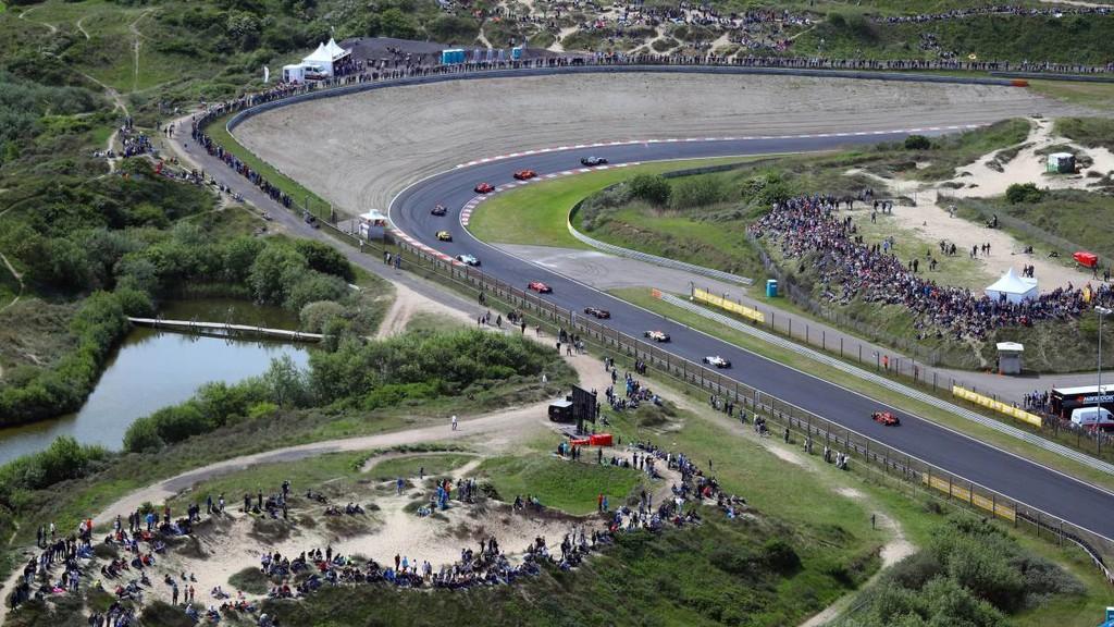 La Fórmula 1 confirma el regreso de Holanda en 2020 y