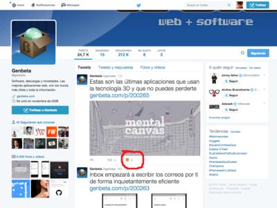 ¿Quieres deshacerte del nuevo corazón de Twitter? Así es como puedes sustituirlo por el icono de la cerveza