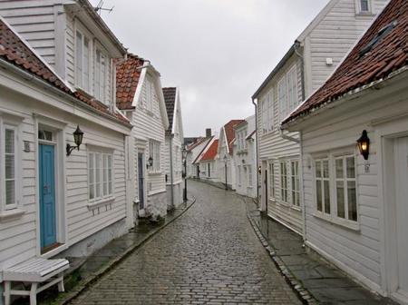 Stavanger, la ciudad europea con más casas de madera