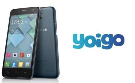 Precios de Alcatel One Touch Idol Mini con Yoigo