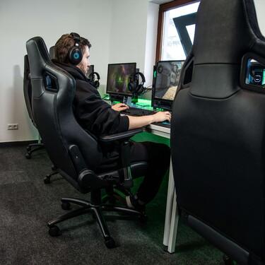 Las sillas que usan los youtubers, streamers y gamers que puedes sumar a tu espacio de home office