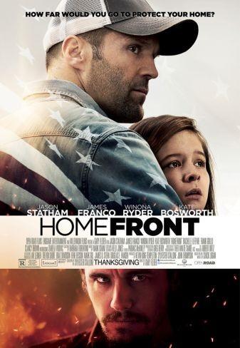 'Homefront', tráiler y cartel del thriller escrito por Stallone y protagonizado por Statham y Franco