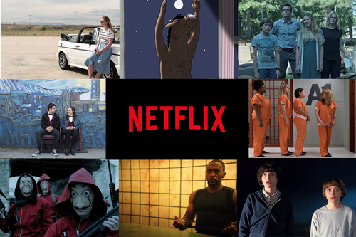 La corta vida de las series de Netflix: la mayoría no pasan de tres temporadas y podría convertirse en un problema para la plataforma