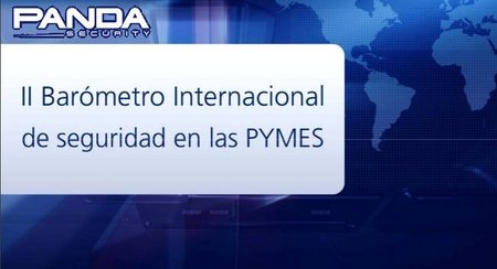 Segundo barómetro Internacional de seguridad en Pymes de Panda