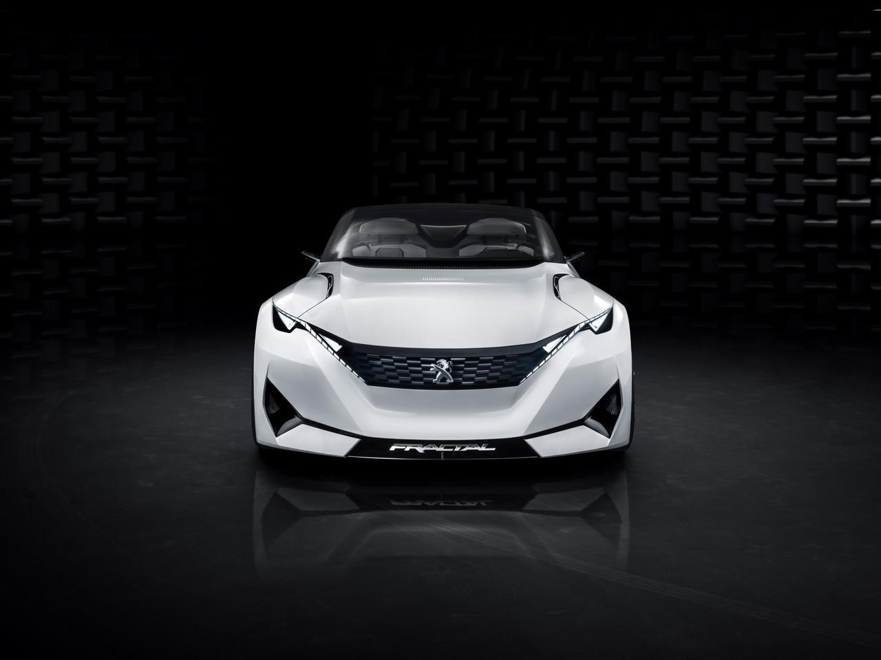 Foto de Peugeot Fractal Concept (4/71)