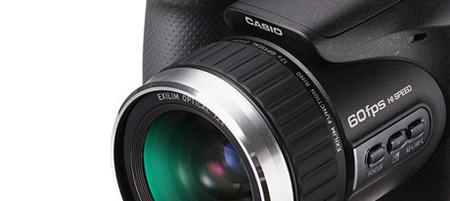 Casio adelanta la salida de su cámara de 60fps