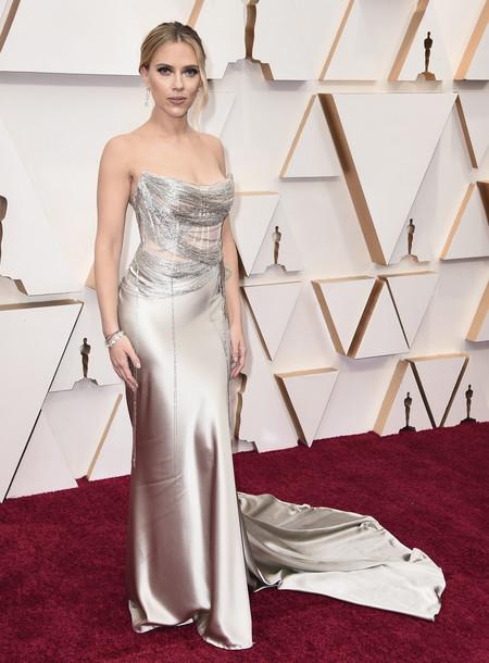 Scarlet Johansson Oscar 2020
