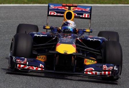 GP de España 2010: Sebastian Vettel vuelve a dominar en la tercera sesión de entrenamientos libres