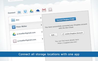 Doo, organiza tus archivos en la nube