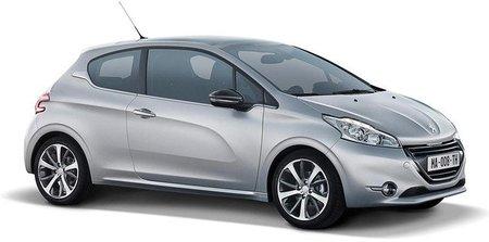 Peugeot 208 HYbrid FE concept: podremos verlo en Ginebra