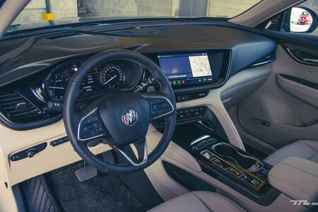 Buick Envision Avenir 2021 Prueba De Manejo Opiniones Mexico 11