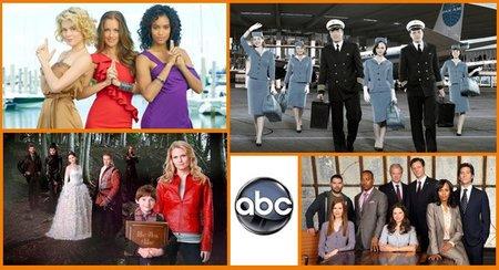 Otoño 2011: Nuevas series ABC