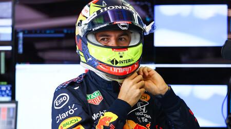 Sergio Perez Italia F1 2021