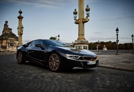 Al BMW i8 le quedan un par de años de vida y se despide con esta edición especial