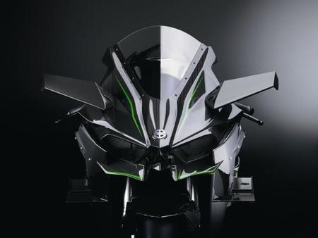 Kawasaki Ninja H2R, todo sobre esta exclusiva y sobrealimentada deportiva