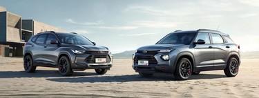 Así son los Chevrolet Tracker y Trailblazer que reemplazarán a Trax en América