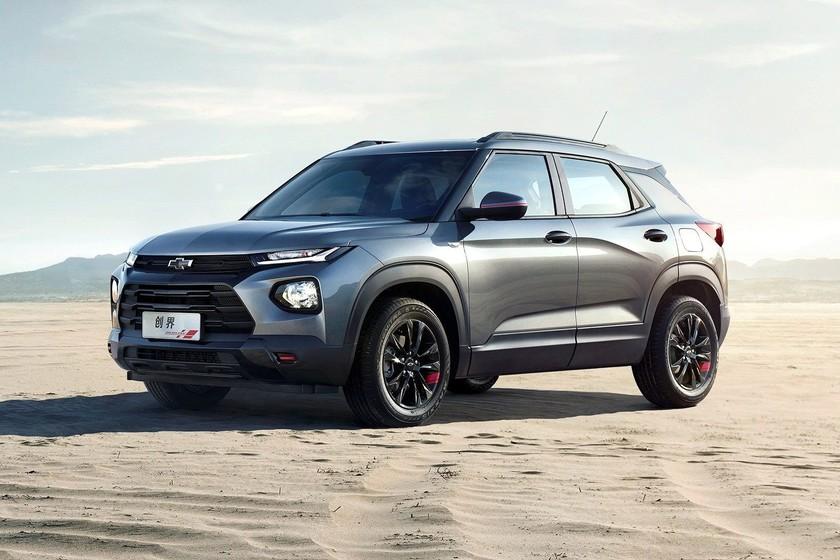 Chevrolet Tracker y Trailblazer 2020: Primeras imágenes