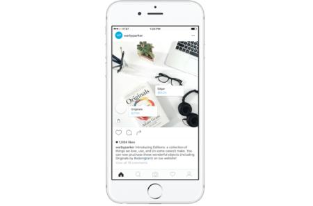 Instagram está probando nuevas etiquetas para que podamos hacer compras en la aplicación