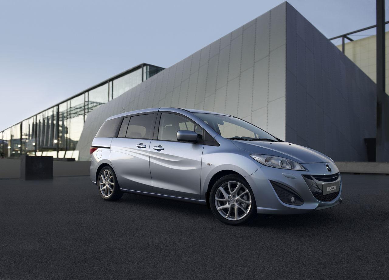 Foto de Mazda5 2010 (50/121)