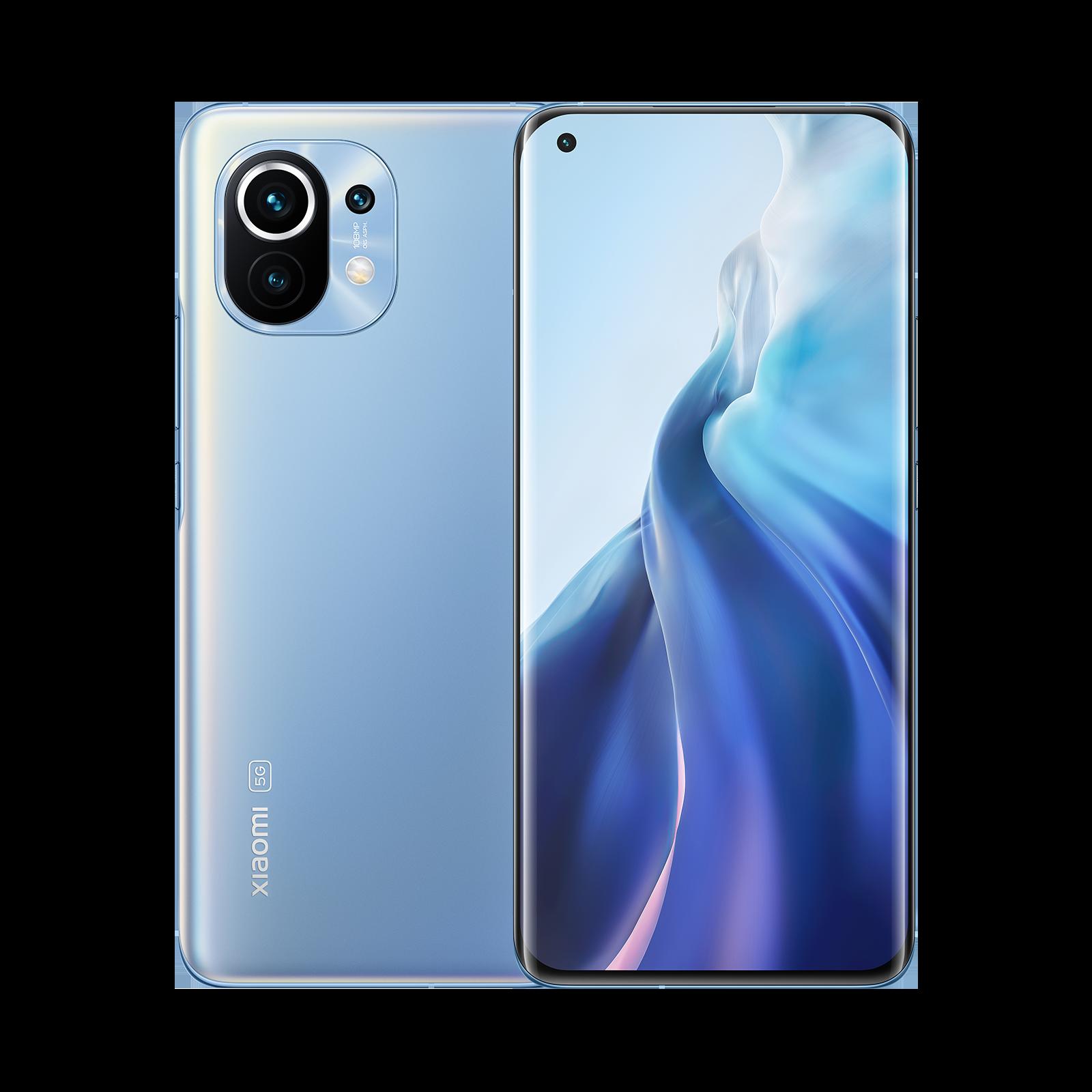 Xiaomi Mi 11 5G<br/> 8GB+128GB, Azul Horizonte
