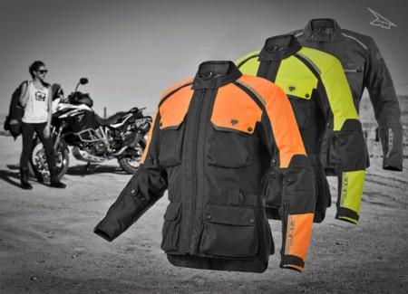 AXO Harrison Lady, la chaqueta de alta visibilidad en versión femenina