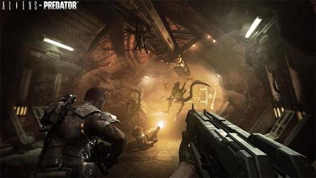 Este podría ser el año de alien si Rebellion decidiera sacar otro juego de Alien vs Predator
