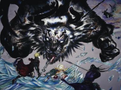 Tras éxito en japón, llega a América para móviles Final Fantasy Brave Exvius