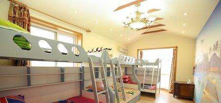 23 habitaciones para dos o más hermanos que te harán querer tener más hijos